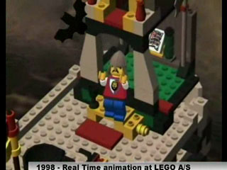 LEGO - RealTime Movie Making