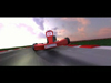Cart Racer - Lightwave test